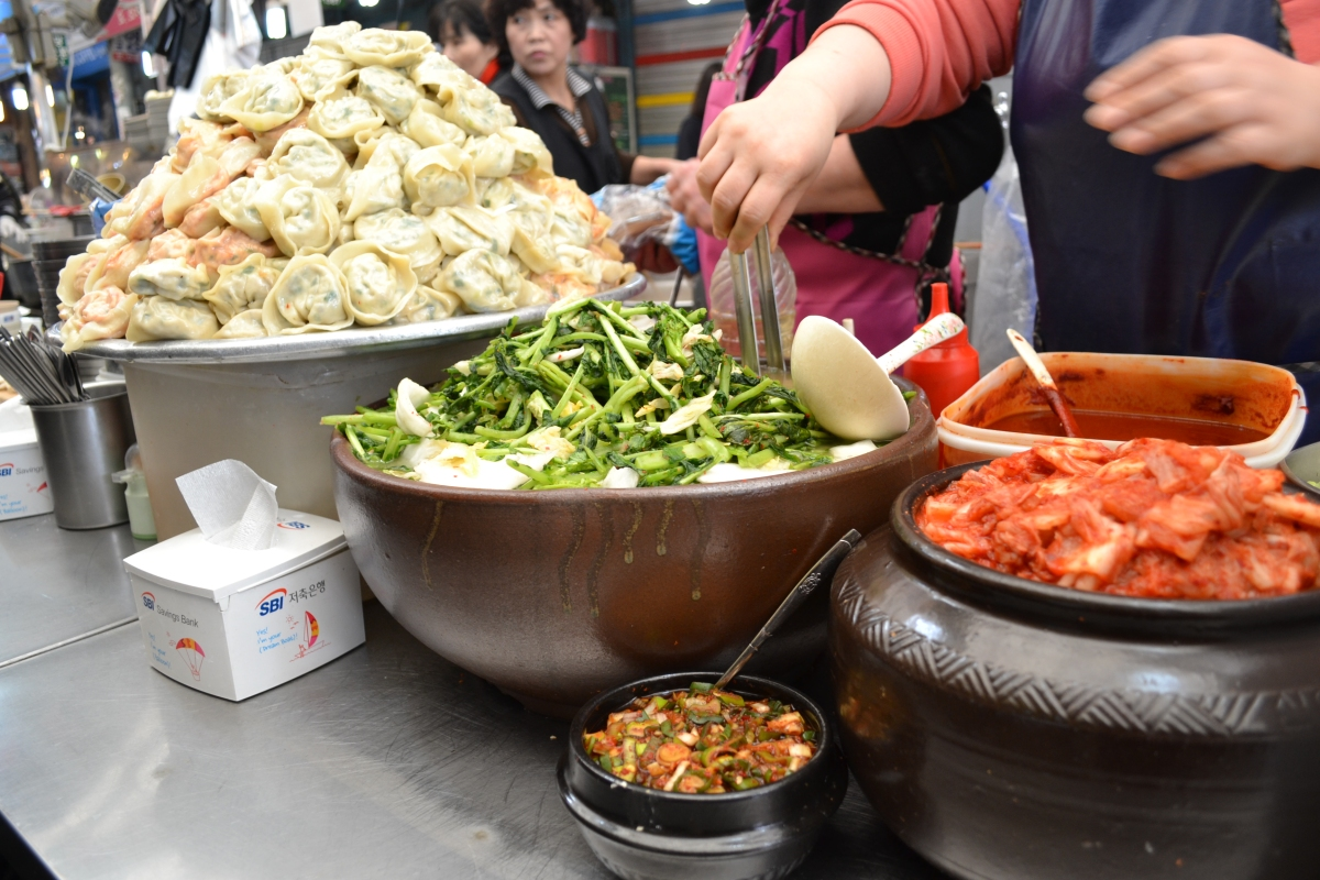 Korea Day 2: Dongdaemun Market
